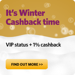 Moneybookers Winter Promotion!